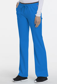 HeartSoul Break on Through Low Rise Drawstring Pant in Blue Bayou (20110-BUBH)