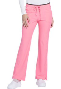 HeartSoul Heart Breaker Low Rise Drawstring Pant Flamingo (20110-FLMH)
