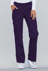 Mid Rise Knit Waist Pull-On Pant (2085-EGPB)