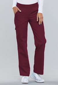Flexibles Mid Rise Knit Waist Pull-On Pant (2085-WNEB) (2085-WNEB)