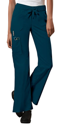 WW Core Stretch Low Rise Drawstring Cargo Pant (24001-CARW) (24001-CARW)
