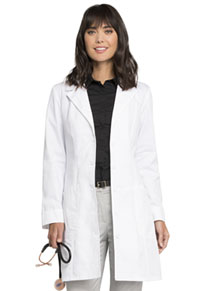 36 Lab Coat White (2410-WHT)