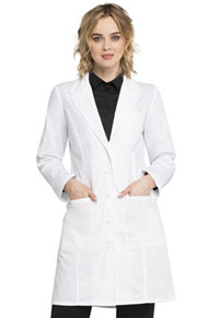 Cherokee 37 Lab Coat White (2411-WHTD)