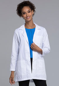 Cherokee 32 Lab Coat White (346-WHT)