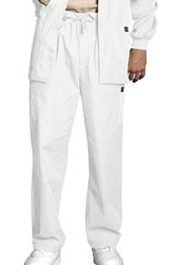 Men's Drawstring Cargo Pant (4000S-WHTW)