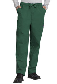Cherokee Workwear Men's Drawstring Cargo Pant Hunter (4000-HUNW)