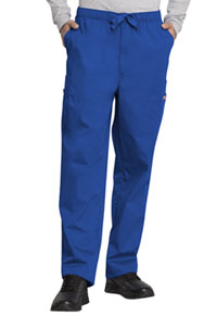 Cherokee Workwear Men's Drawstring Cargo Pant Royal (4000-ROYW)
