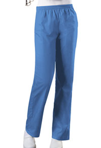 Cherokee Workwear Natural Rise Tapered Leg Pull-On Pant Ciel (4001P-CIEW)