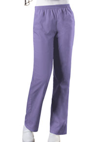 Cherokee Workwear Natural Rise Tapered Leg Pull-On Pant Orchid (4001P-ORCW)