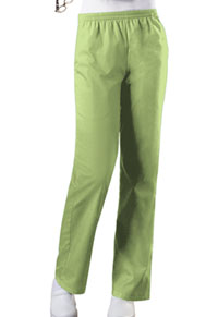 Cherokee Workwear Natural Rise Tapered Leg Pull-On Pant Celadon (4001-CELW)