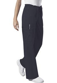 Cherokee Workwear Unisex Drawstring Cargo Pant Pewter (4043-PWTW)
