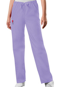 Unisex Drawstring Cargo Pant Orchid (4100S-ORCW)