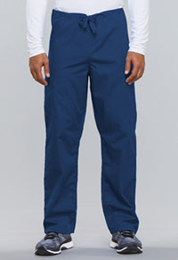 Cherokee Workwear Unisex Drawstring Cargo Pant Galaxy Blue (4100-GABW)