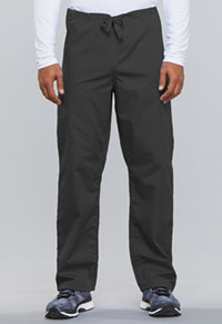 Cherokee Workwear Unisex Drawstring Cargo Pant Pewter (4100-PWTW)