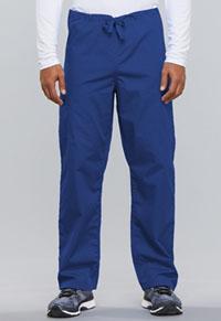 Cherokee Workwear Unisex Drawstring Cargo Pant Royal (4100-ROYW)