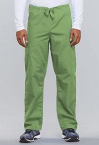 Cherokee Workwear Unisex Drawstring Cargo Pant Sage Green (4100-SAGW)