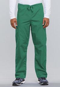 Cherokee Workwear Unisex Drawstring Cargo Pant Surgical Green (4100-SGRW)