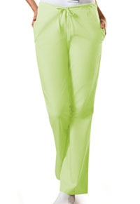 Natural Rise Flare Leg Drawstring Pant (4101-CELW)