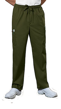 WW Core Stretch Men's Drawstring Cargo Pant (4243-OLVW) (4243-OLVW)