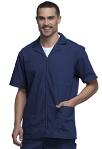 Men's Zip Front Jacket (4300-NAVW)