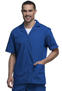 Cherokee Workwear Men's Zip Front Jacket Royal (4300-ROYW)