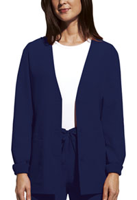 Cardigan Warm-Up Jacket (4301-NAVW)