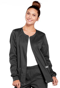Zip Front Warm-Up Jacket (4315-PWTW)