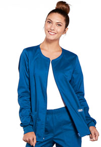 WW Core Stretch Zip Front Jacket (4315-ROYW) (4315-ROYW)