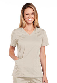 WW Core Stretch V-Neck Top (4710-KAKW) (4710-KAKW)