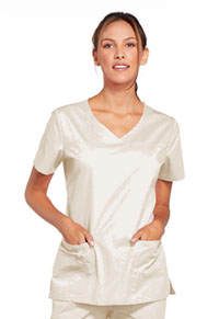 WW Core Stretch V-Neck Top (4727-KAKW) (4727-KAKW)