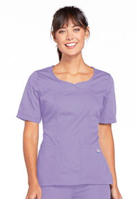 WW Originals V-Neck Top (4746-ORCW) (4746-ORCW)