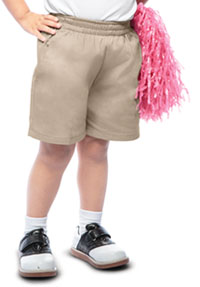 Preschool Unisex Pull On Short