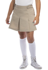 Classroom Uniforms Girls Adjustable Waist Hipster Scooter Khaki (55322A-KAK)