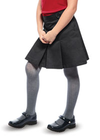 Classroom Uniforms Girls Hipster Scooter Black (55322-BLK)