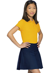 Classroom Uniforms Girls All Over Pleated Scooter Dark Navy (55422A-DNVY)
