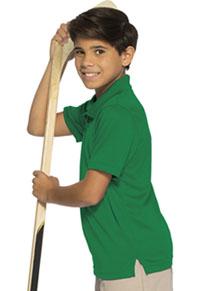 03636b1bec Classroom Uniforms Youth Unisex Moisture-Wicking Polo Shirt SS Kelly Green  58602-SSKG