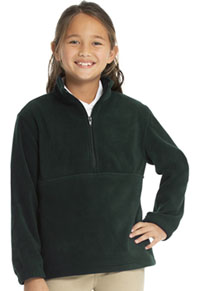 Classroom Uniforms Youth Unisex Polar Fleece Pullover Hunter (59302-HUN)