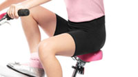 Girls Bike Shorts (59402-BLK)