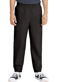 Real School Uniforms Everybody Pull-on Jogger Pant Black (60003-RBLK)