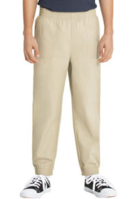 Real School Uniforms Everybody Pull-on Jogger Pant Khaki (60003-RKAK)