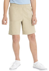 Real School Uniforms Everybody Pull-on Shorts Khaki (62023-RKAK)