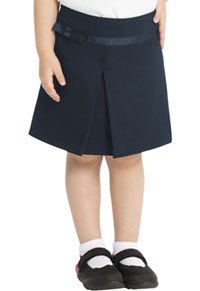 Real School Uniforms Pleat Scooter with Ribbon Bow Navy (65000-RNVY)