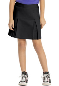 Real School Uniforms Pleat Front Scooter Black (65323-RBLK)