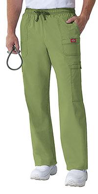 Dickies Men's Drawstring Cargo Pant Desert Sage (81003-DSGZ)
