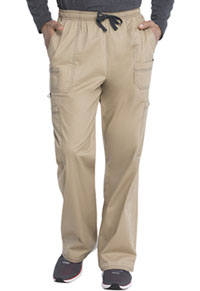 Dickies Men's Drawstring Cargo Pant Dark Khaki (81003-KHIZ)