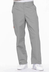 EDS Signature Men's Zip Fly Pull-On Pant (81006-GRWZ) (81006-GRWZ)