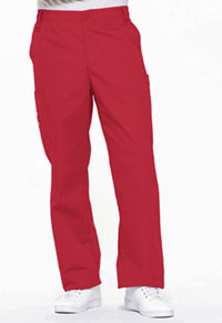 Dickies Men's Zip Fly Pull-On Pant Red (81006-REWZ)