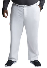 Dickies Men's Zip Fly Pull-On Pant White (81006-WHWZ)