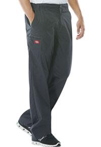 Dickies Men's Elastic Waist Cargo Pant Pewter (81100-PTWZ)