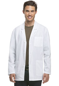 Dickies 31 Men's Consultation Lab Coat White (81404-DWHZ)